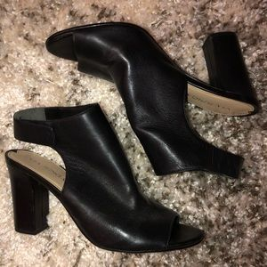Via Spiga block heels